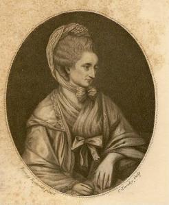 Elizabeth Montagu by Joshua Reynolds